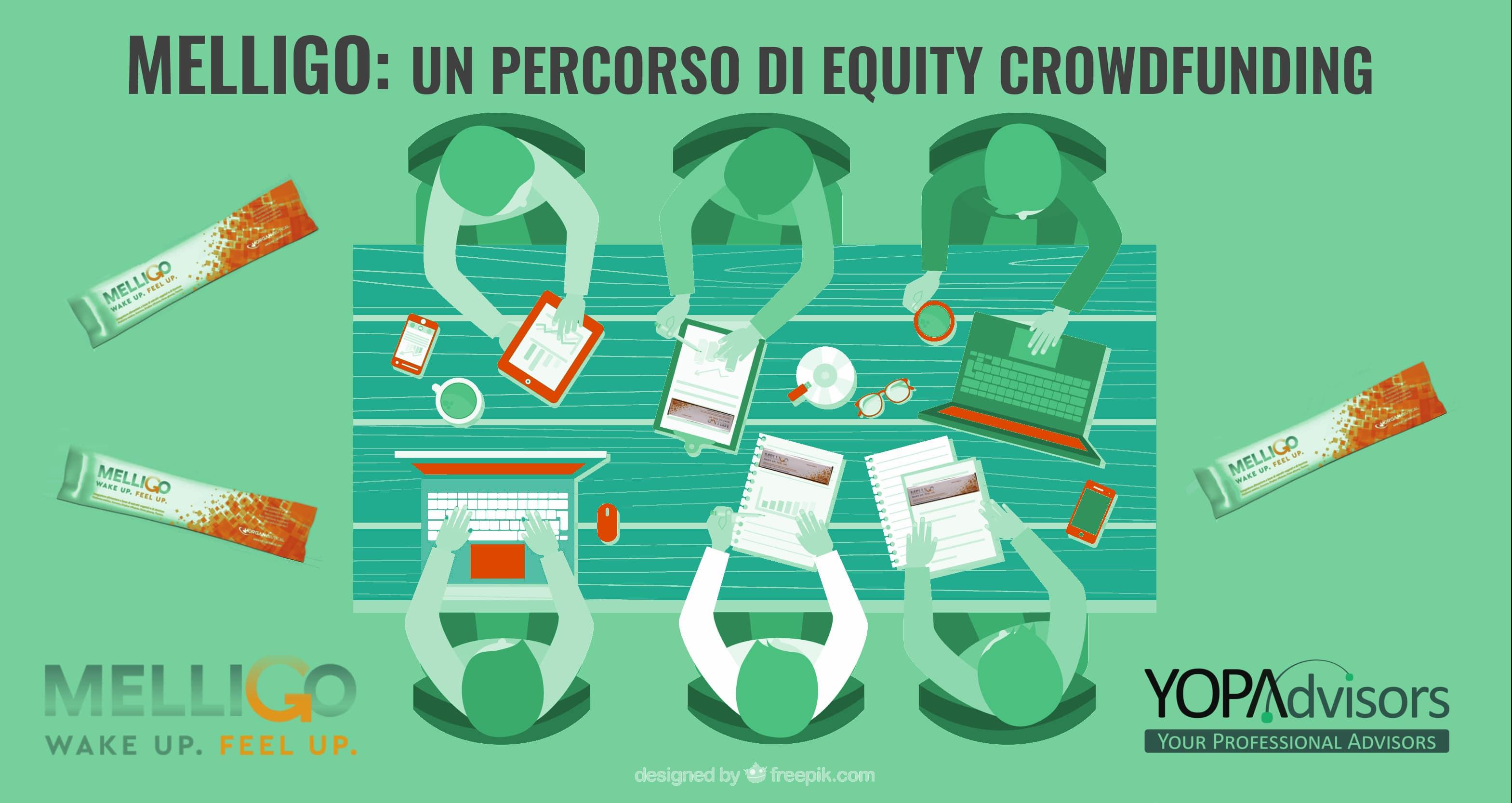 Come si avvia una campagna di equity crowdfunding: il caso di Melligo