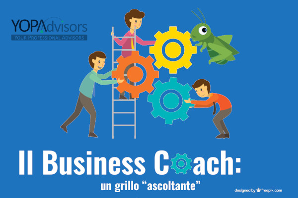 "Il Business Coach: un grillo ""ascoltante"""